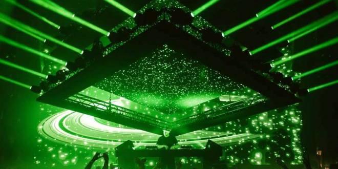 Las mejores imágenes de Eric Prydz en HÏ Ibiza