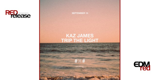 Kaz James – Trip The Light
