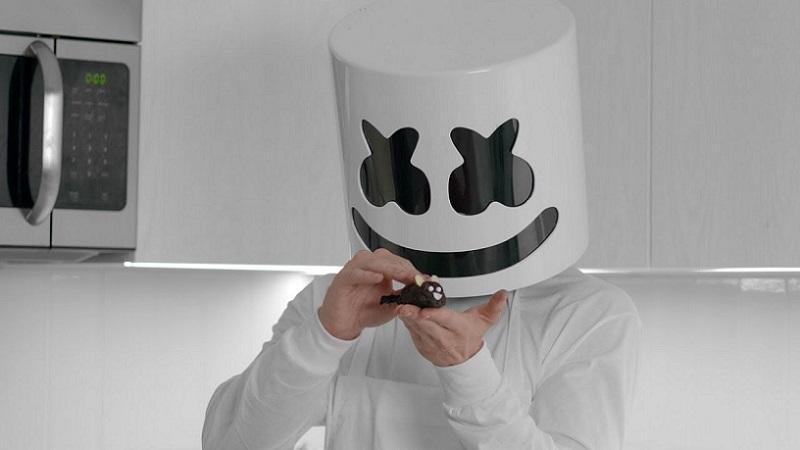 Cocina con Marshmello nuevo ataque a deadmau5  EDMred
