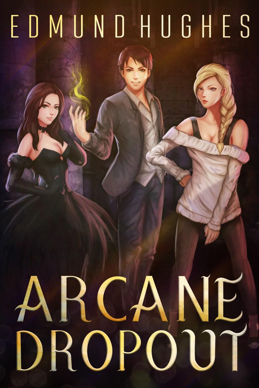 Arcane Dropout E-Book 2nd Image