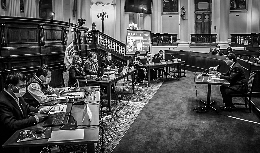 Concurso tribunal constitucional