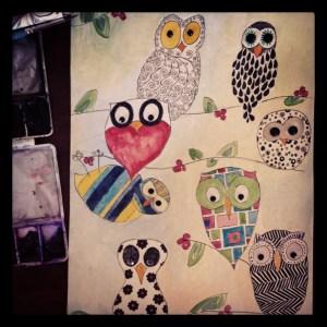 cristal owls