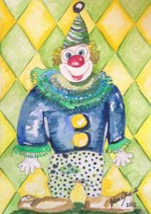 Clown 12