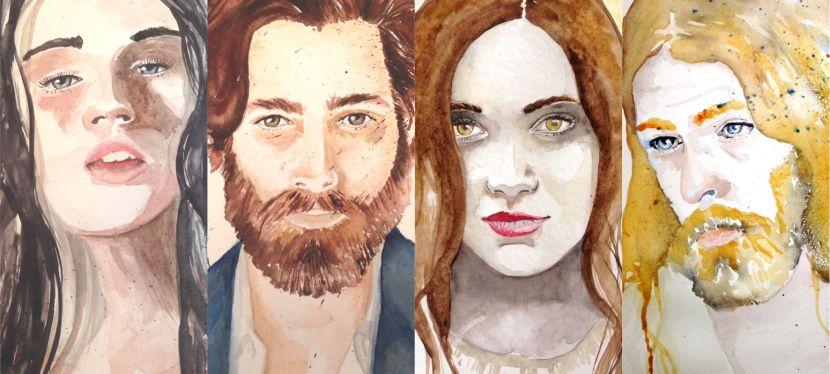 Exhibition: Faces