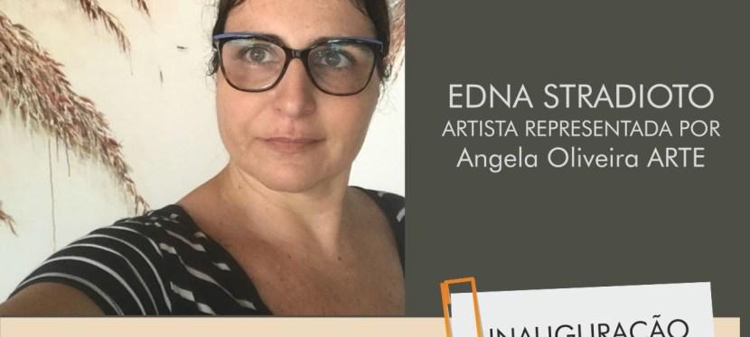 Representação pela Angela Oliveira Arte, galeria em Alphaville – SP, inauguração em 10/07/2018