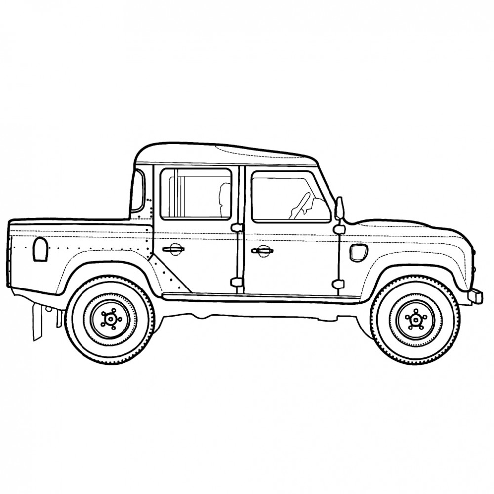 land rover, defender, series, range rover, evoque