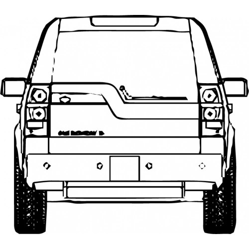 small resolution of land rover defender series range rover evoque discovery lr2 basic tail light wiring lr3 tail light diagram