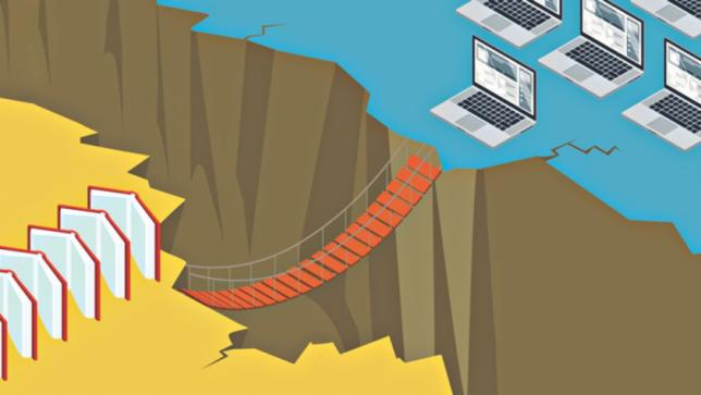 Barrier in Online Education