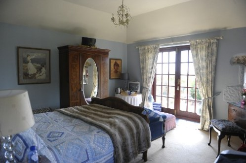 luxury bed and breakfast with sea views