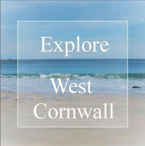 Explore West Cornwall sand and sea