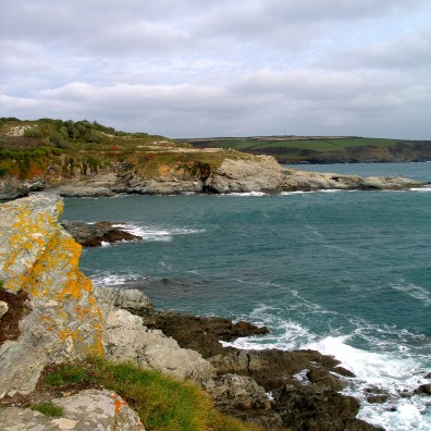 View over Prussia Cove