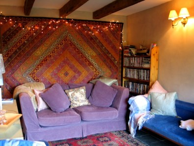 Our guest sitting room