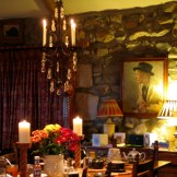 Ednovean Farm dining room