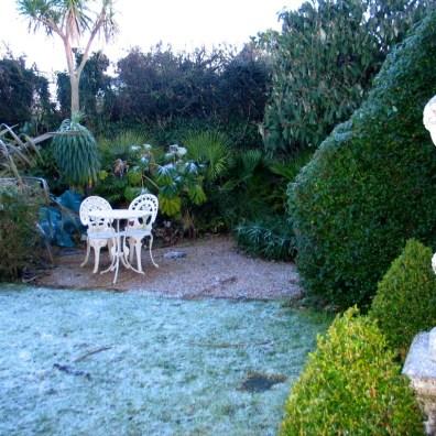 In the Italian Garden