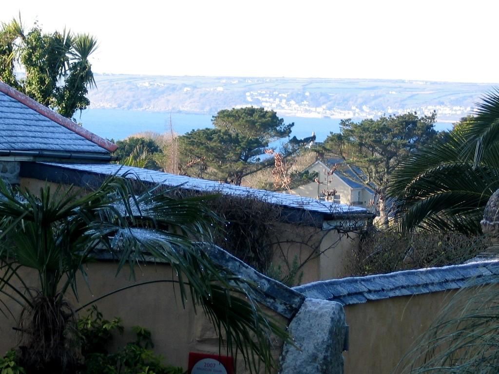 View across Mounts Bay