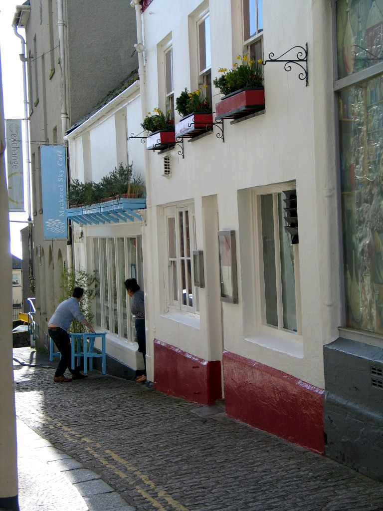 Harrises Penzance Places to eat in Penzance