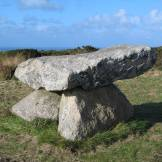 Dolman or chamber tomb