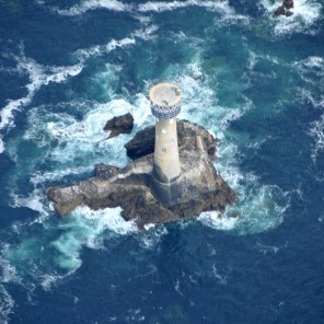 Lighthouse off of Land's End