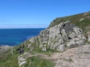 Granite tor Cornwall