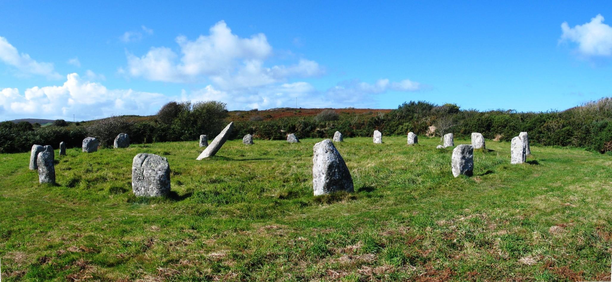 Boscawnen-un stone cicle