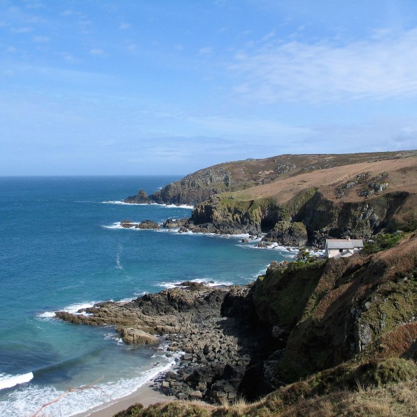 Between Gurnard's head and Zennor