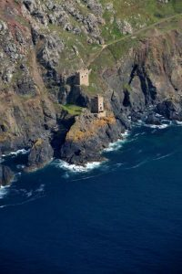 Cornish engine houses at botallack the crown mines