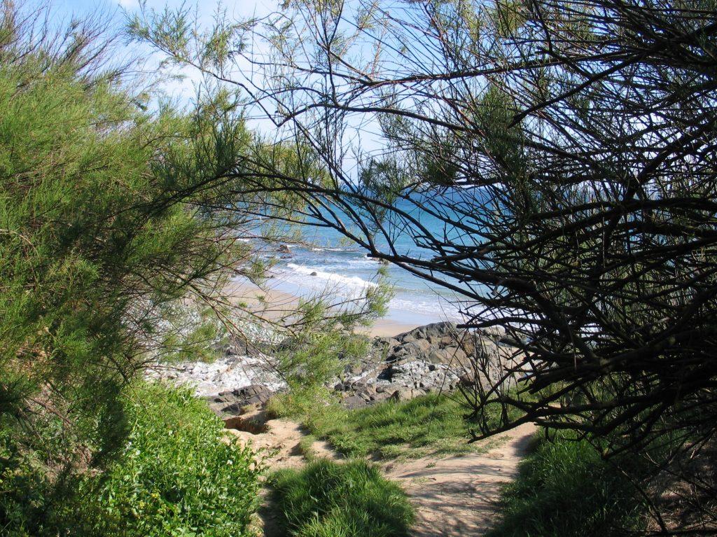 Trebarvah beach linked to Perranuthnoe