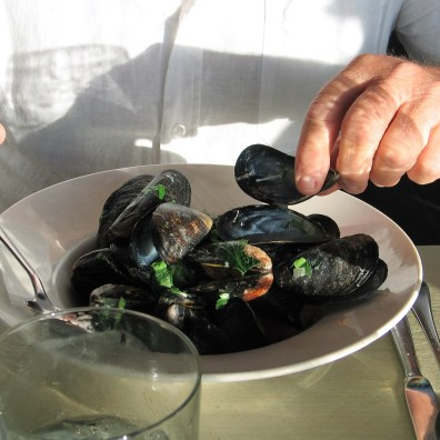 Charles's favorite mussels