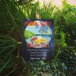 Cream teas at Porth chapel cream teas in St Levan near to the car park
