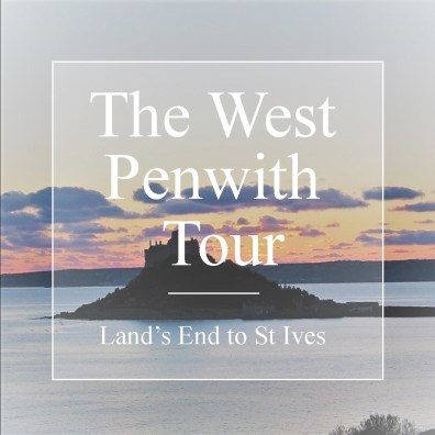 The west Penwith Tour Lands End to St ives picture of St Michael's Mount