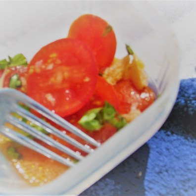 tomatoe salad