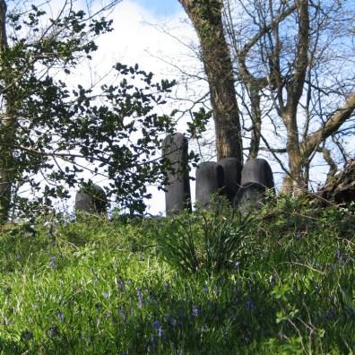 "charred oak shapes ""black mound"""