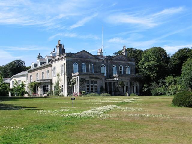 Stately home - Trengwainton House National Trust garden
