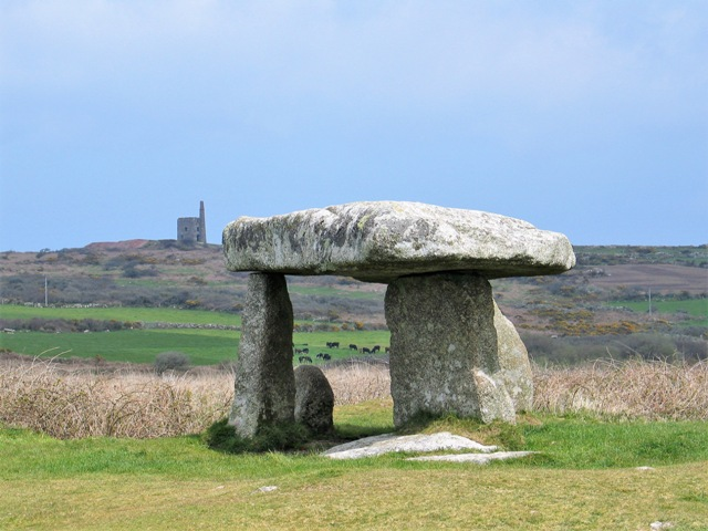 Lanyon Quoit - ancient place to visit