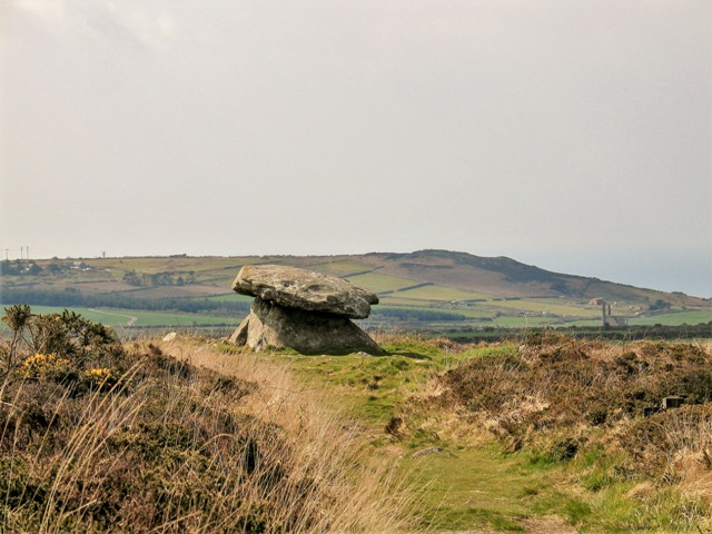 Chun Quoit - ancient stone monument from