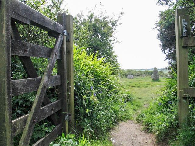 Explore the stone circles of Cornwall