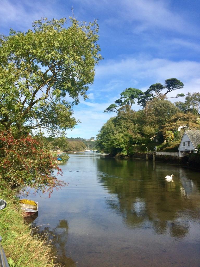 Helford River - Daphne du Maurier's Corwnall
