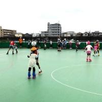平成31年9月16日(月・祝) 初心者ローラースケート・インラインスケート教室