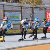 第72回江戸川区総合体育祭(春季区民大会)ローラースケート大会