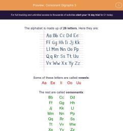 Consonant Digraphs 3 Worksheet - EdPlace [ 900 x 1440 Pixel ]