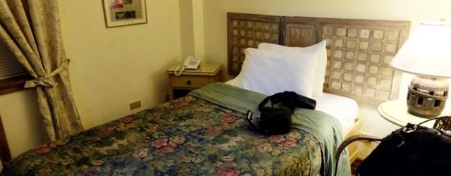 Hotel room in Roxas President's Inn