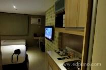 Injap Hotel room