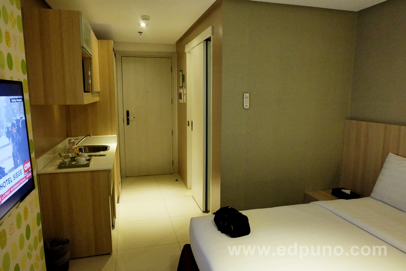 Injap Tower Room