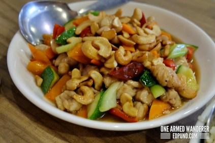 Chicken with Cashew Nuts Little Beijing