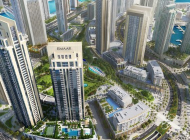 Creek Rise in Dubai Creek Harbour - Edraj Real Estate Brokers