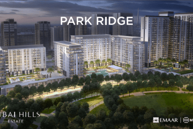 Park Ridge - Dubai Hills Estate