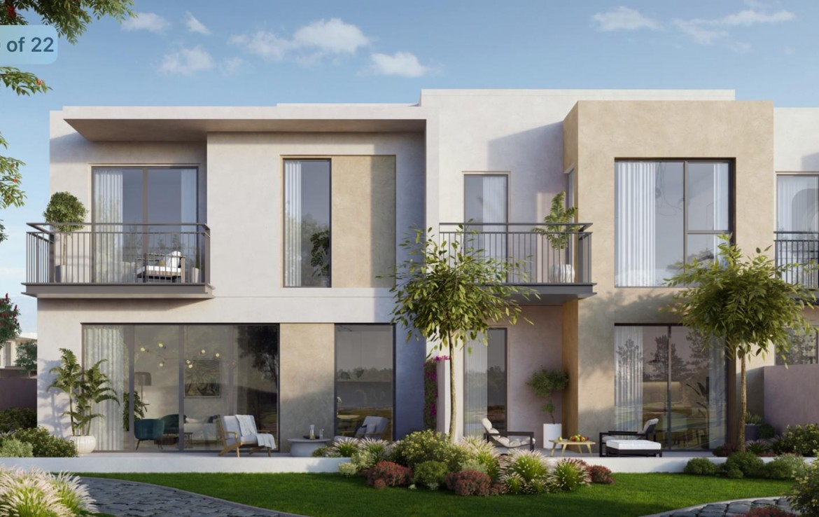 CAMELIA TOWNHOUSES BY EMAAR IN ARABIAN RANCHES II DUBAI