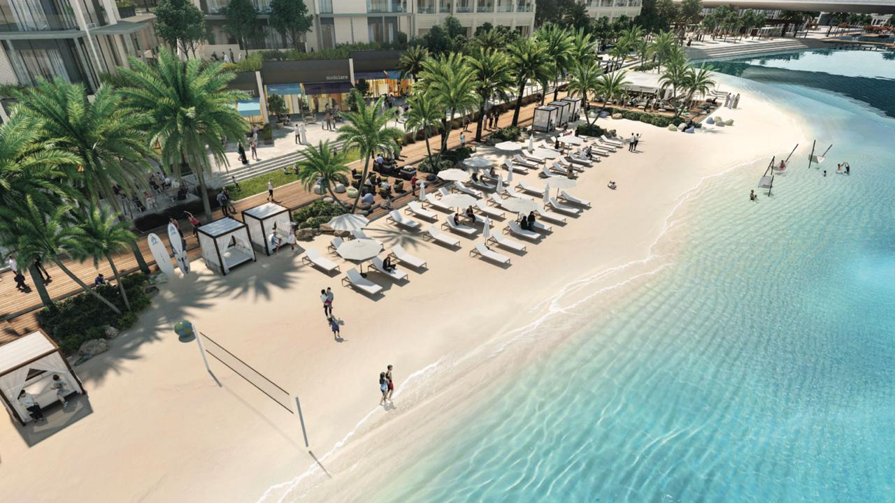 Breeze Creek Beach Offer – By Emaar Properties