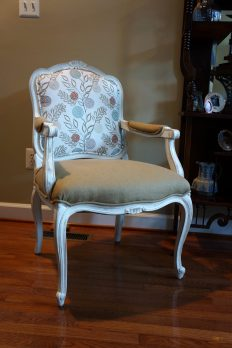 Upholstered Chair 01