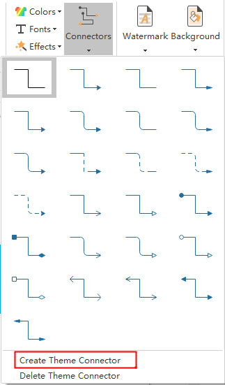 Visio Connector Arrow : visio, connector, arrow, Default, Connector, Style?